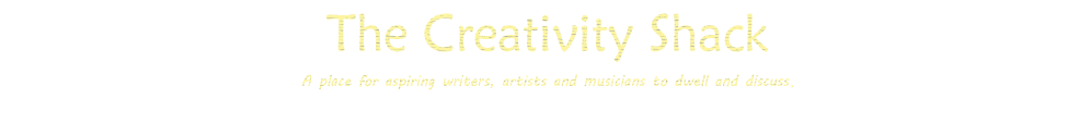 The Creativity Shack - Art Banner14