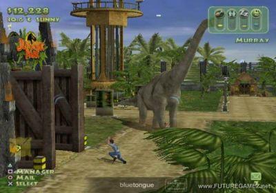 Jurassic Park: Operation Genesis 3D 15gte010