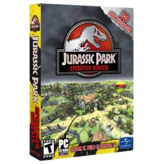 Jurassic Park: Operation Genesis 3D 2mk8cm10
