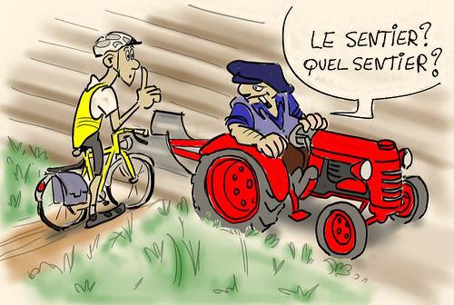 dessin vtt humour Dessin10