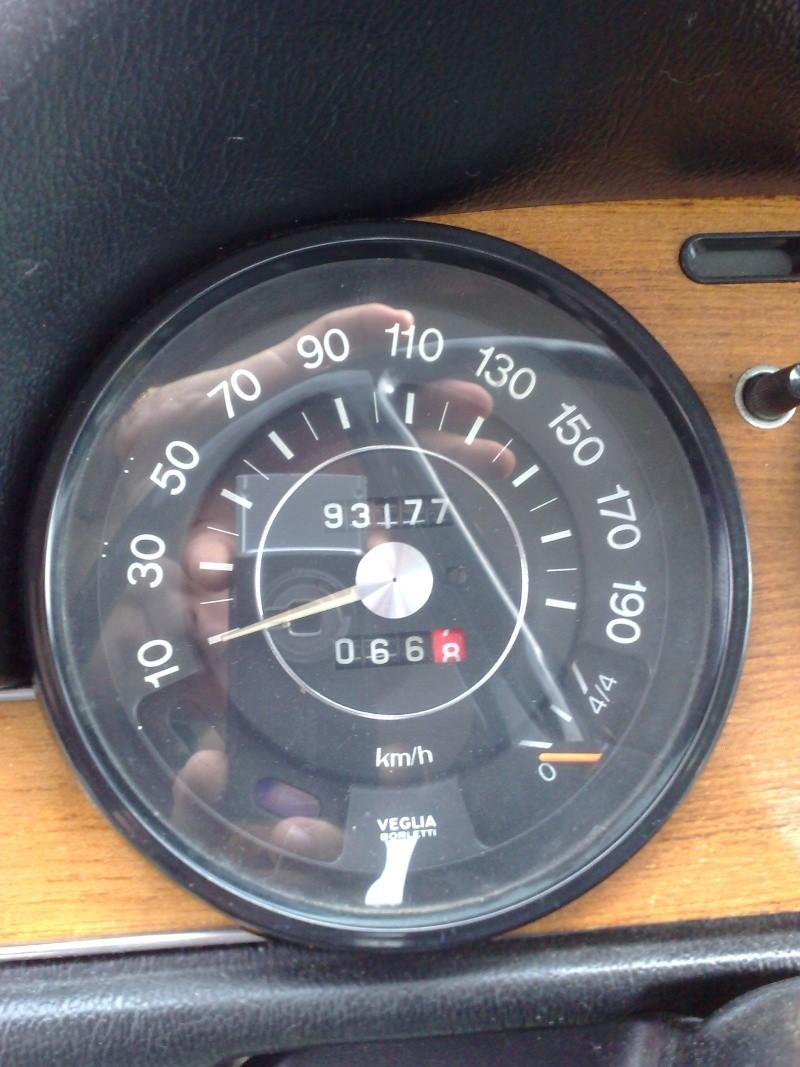 Finalmente ci sono riuscito! Dal 2 agosto è a casa, FIAT 124 special T 1400 12072018