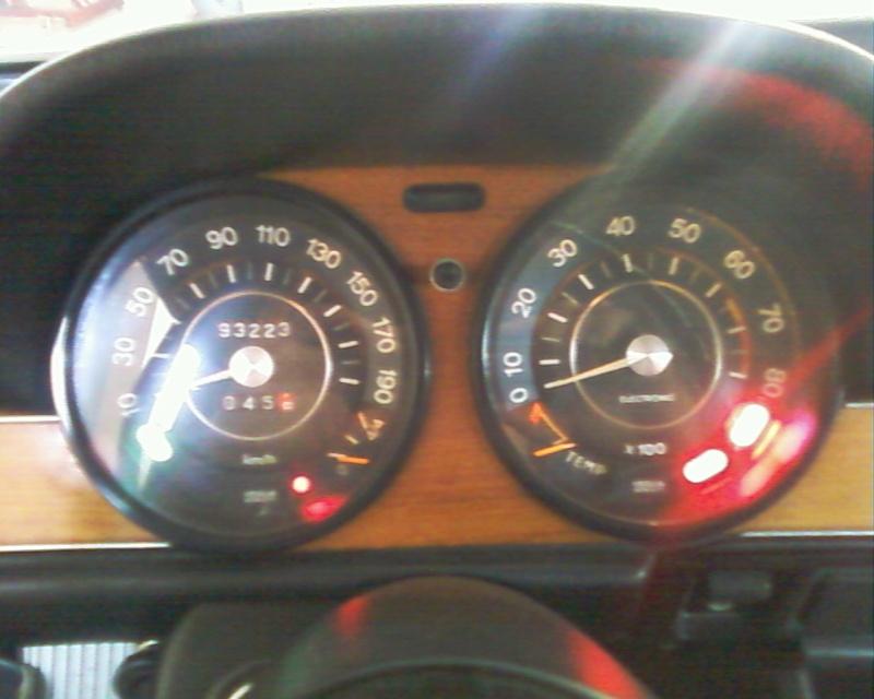 Finalmente ci sono riuscito! Dal 2 agosto è a casa, FIAT 124 special T 1400 Fotogr13