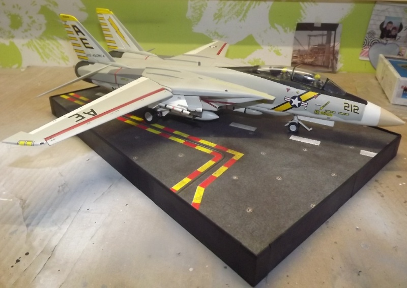 montage F-14 A Academy et hasegawa F-14_210