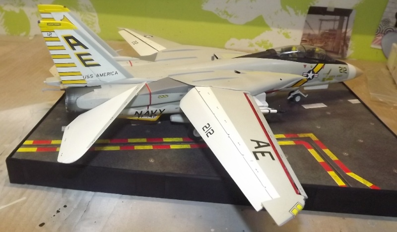 montage F-14 A Academy et hasegawa F-14_310
