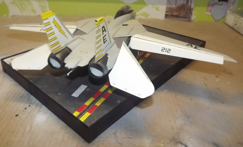 montage F-14 A Academy et hasegawa F-14_410