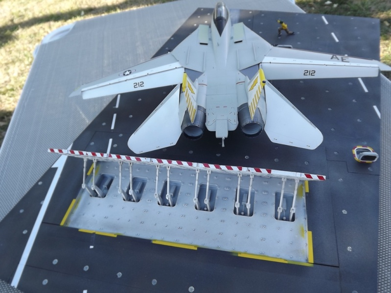 montage F-14 A Academy et hasegawa - Page 2 F-14_411