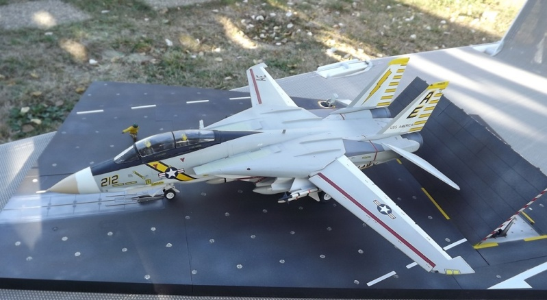 montage F-14 A Academy et hasegawa - Page 2 F-14_710