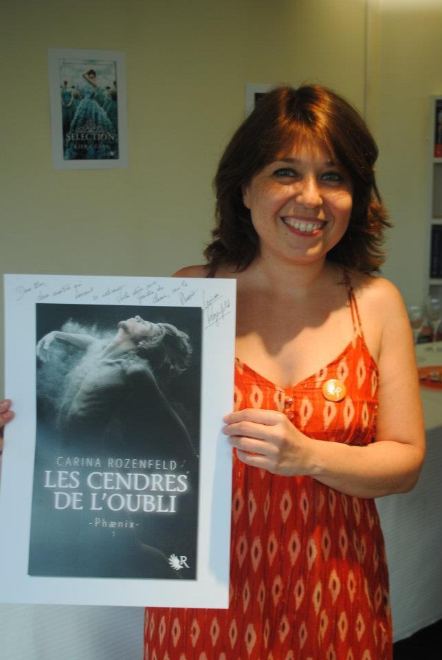Tchat avec Carina ROZENFELD organisé sur la page de la Collection R - 27 septembre 2012 Carina10