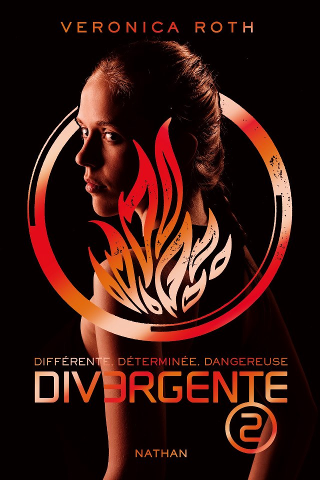 ROTH Veronica - DIVERGENTE - Tome 2 : Divergente 2 / Insurgent Diverg11