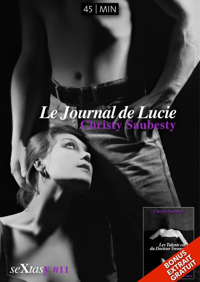 SAUBESTY Christy - Tome 1 :  Le journal de Lucie Le_jou10