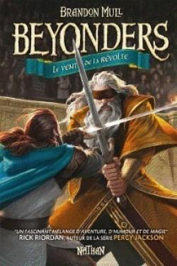 MULL Brandon - BEYONDERS - Tome 2 : Le vent de la révolte Mull_b11