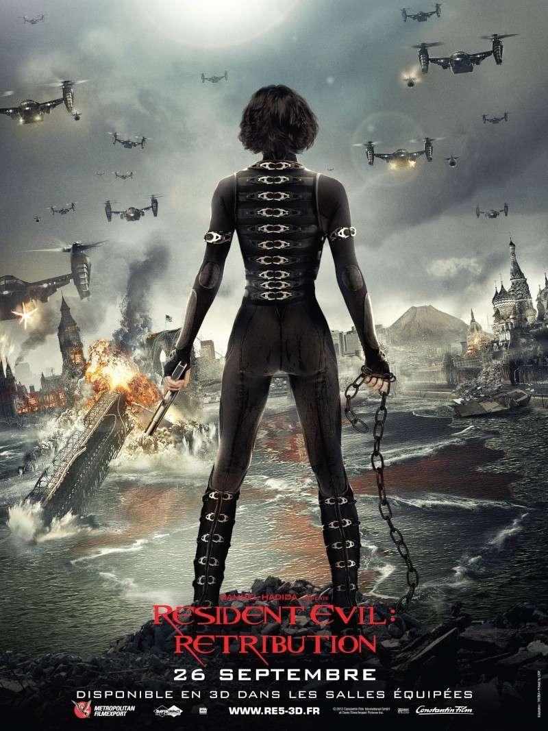 Resident Evil : Retribution (7e volet) Reside10