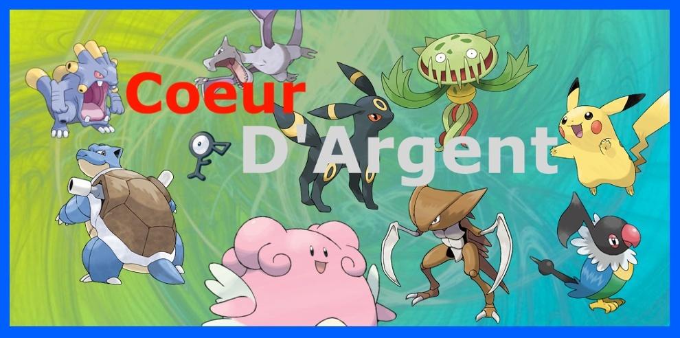 Le Forum Coeur D'Argent !
