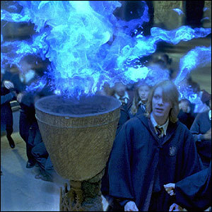 THE TRIWIZARD TOURNAMENT Goblet10