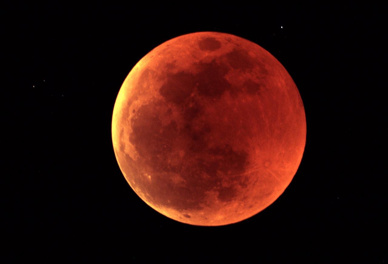 Eclipse de Lune 27 et 28 Juillet sous les Tropiques Totale10