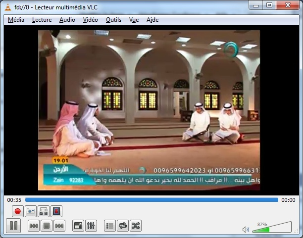 برنامج تشغيل القنوات الاسلامية بالTV-RADIO ISLAMIC in VLC M3ali10