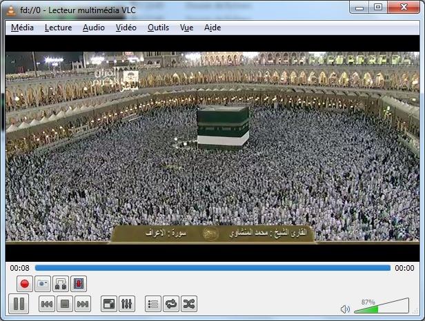 برنامج تشغيل القنوات الاسلامية بالTV-RADIO ISLAMIC in VLC Saudi_10