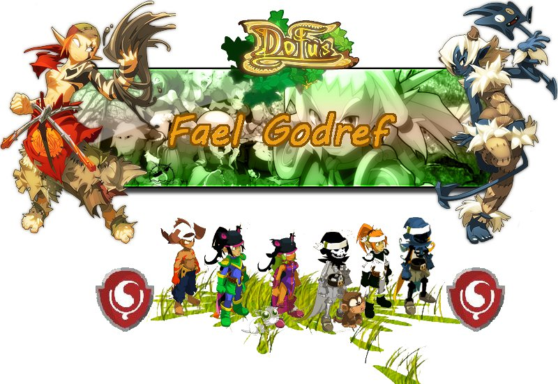 Forum de la guilde Fael Godref