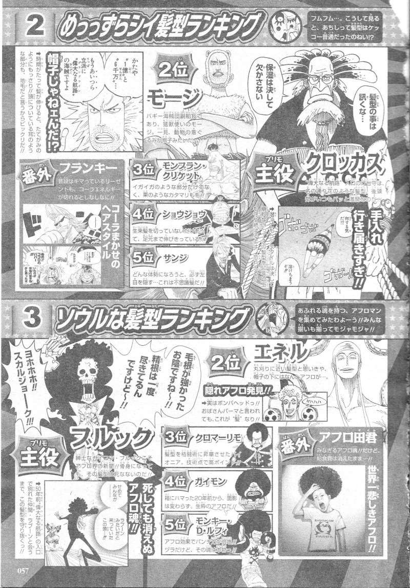 Sonderband One Piece 10th Treasures 05712
