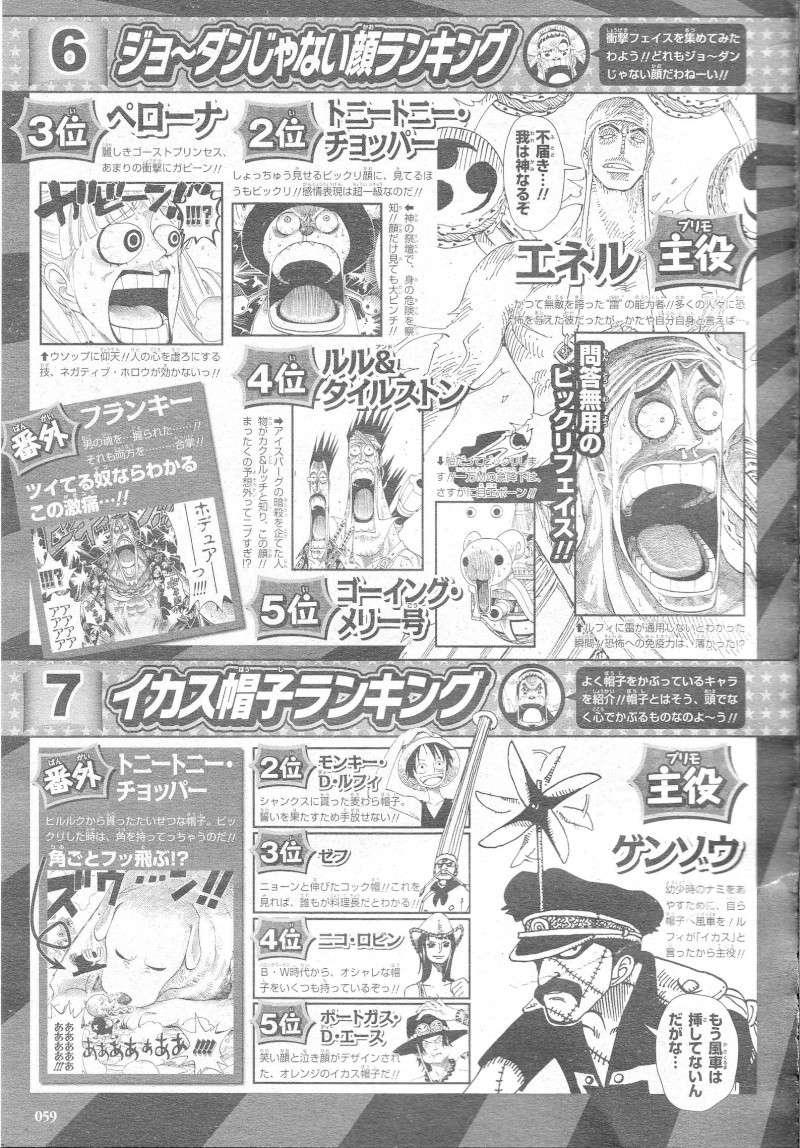 Sonderband One Piece 10th Treasures 05910