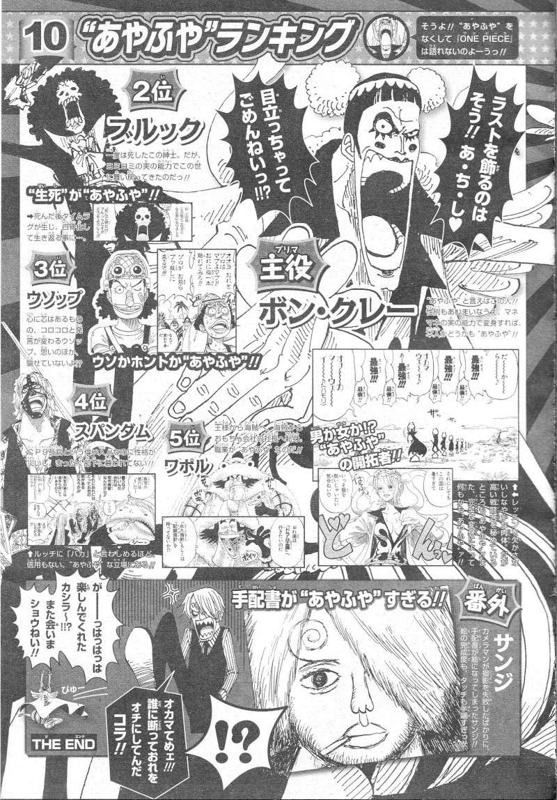 Sonderband One Piece 10th Treasures 06110
