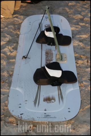 Twin-tip Flyrace navigation à plat Flyrac10