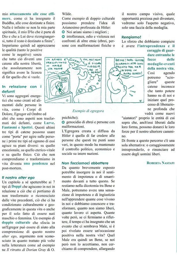 Le catene inconscie ed il cammino verso la libertà -Roberta Nastati Dd11
