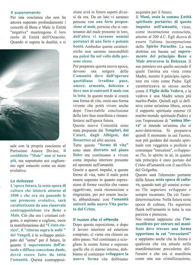 L'Allineamento -  Commento di Enzo Nastati Ggg10