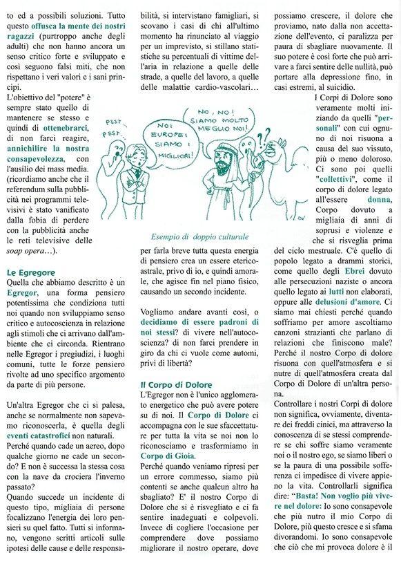 Le catene inconscie ed il cammino verso la libertà -Roberta Nastati Pp10