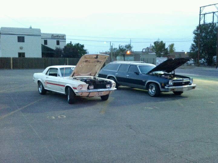 Some pics from Polk Street Cruise 2012 Polk1110