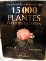 Encyclopédie universelle des 15000 plantes et fleurs de jardin Ouvrag12
