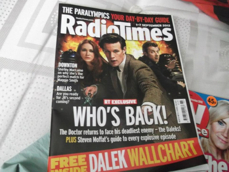 Doctor Who dans la presse  29295210