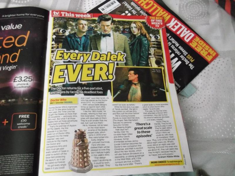 Doctor Who dans la presse  30486710