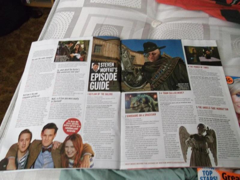 Doctor Who dans la presse  30920210