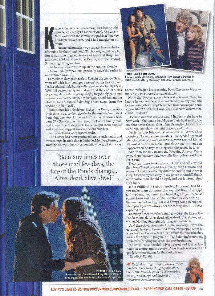 Doctor Who dans la presse  3833_110