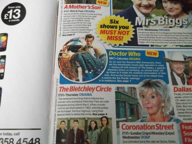 Doctor Who dans la presse  55377710