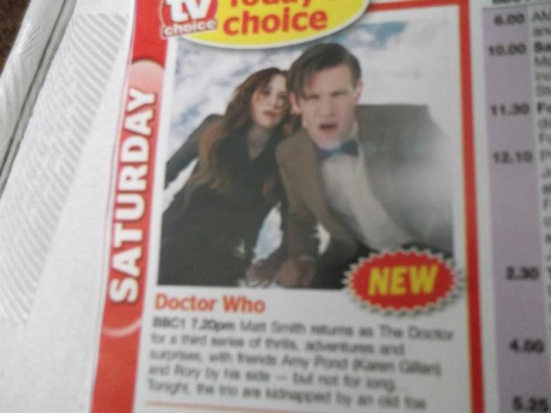 Doctor Who dans la presse  55866310