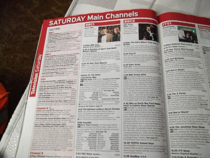 Doctor Who dans la presse  55875810