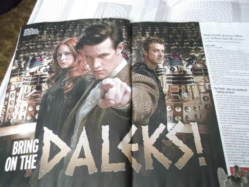 Doctor Who dans la presse  55887510