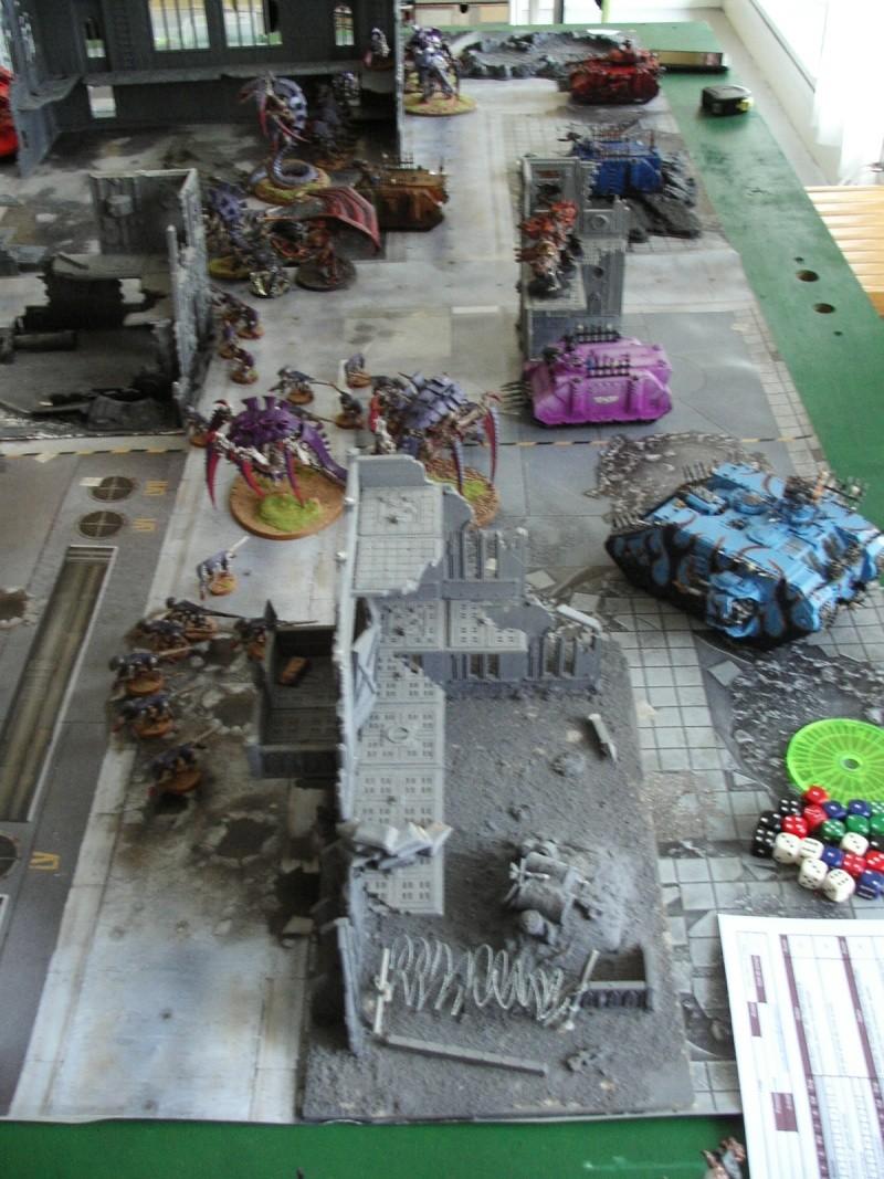 Rapport de bataille Démons+BA/Tyranides+SMC 8000pts  Kif_5818