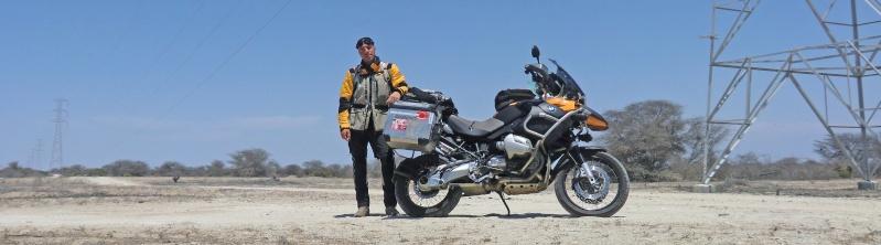 Yanis en Amérique du sud, voyage en cours