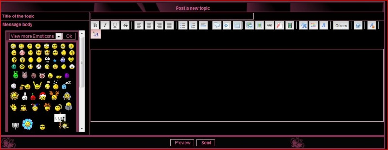 How to use this forum Typebo10