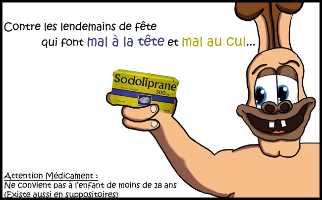Code couleur Humour55