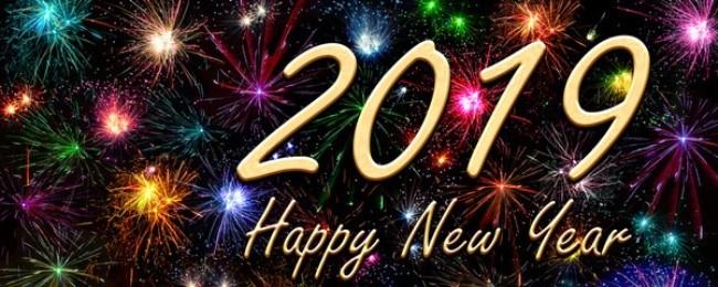 Bonne année 2019 à tous ...!!! Happy-11