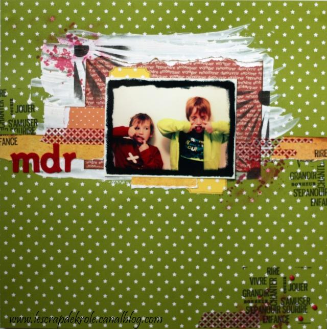 Dictée de page Clean Free : Révélation + Galerie Krole10