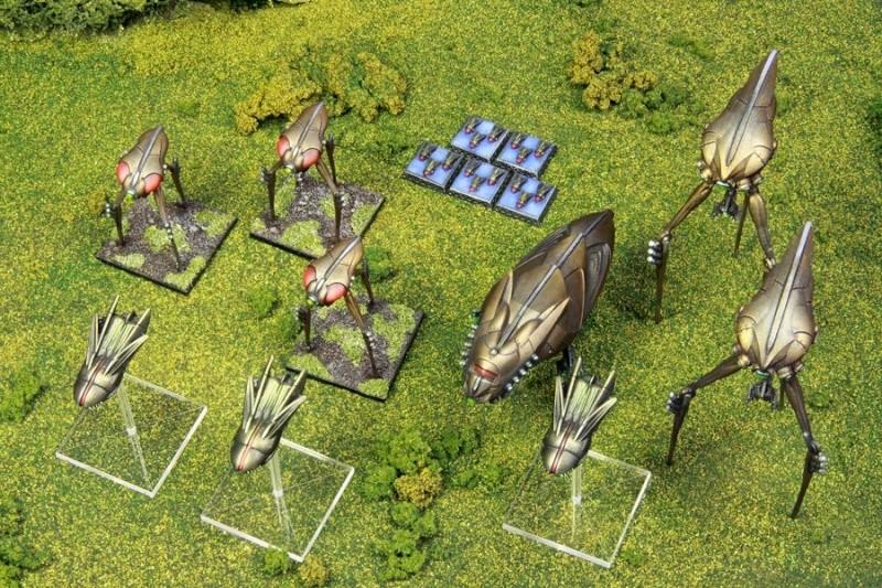 Dystopian Wars de Spartan Games Matria10