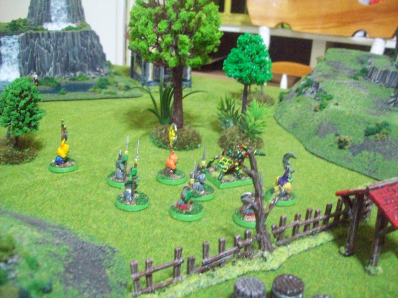 Forest goblins warband 100_1922