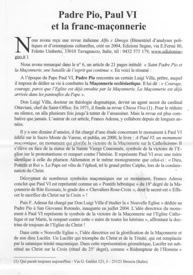 Padre Pio, Paul VI et la Franc-Maçonnerie ! 13_33_10