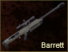 Gun Icons Barret10