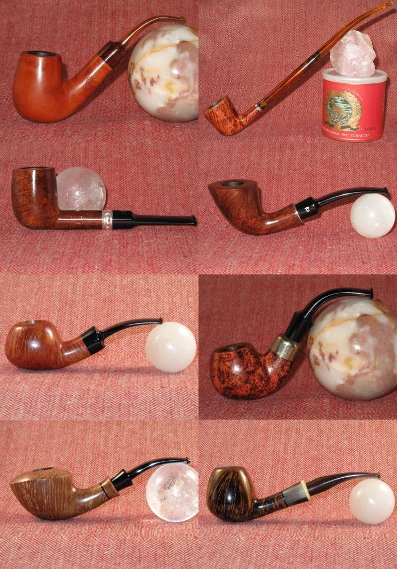 PipePuffer's Pipe Collection Set110